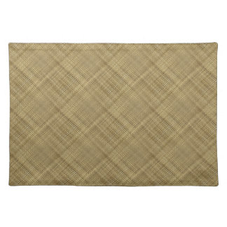 Light Basket Weave Placemat