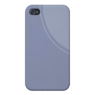 light blue circle iPhone 4 cases