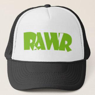 Light Green Rawr Hat
