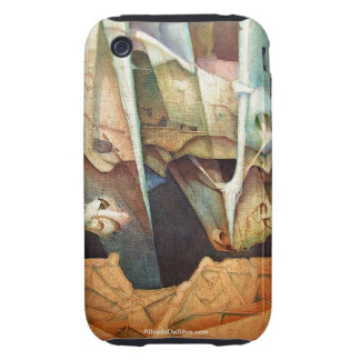 Light Of Hope Tough iPhone 3 Case