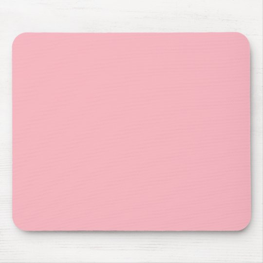 Light Pink Mouse Pad