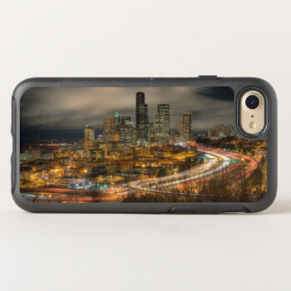 Light streaks from cars at night OtterBox symmetry iPhone 8/7 case