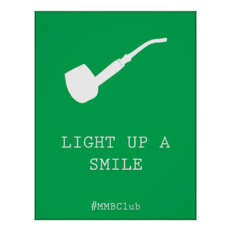 Light Up a Smile Poster