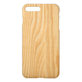 light wood board textures iPhone 7 plus case