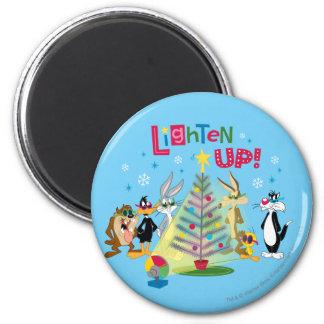 Lighten Up Magnet