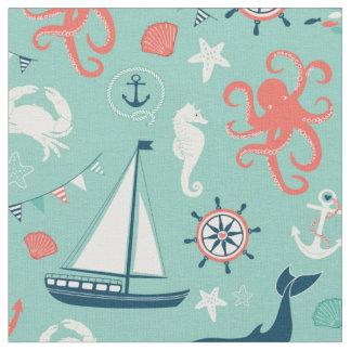 Nautical Fabric