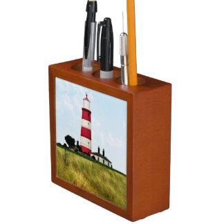 Lighthouse Desk Organiser
