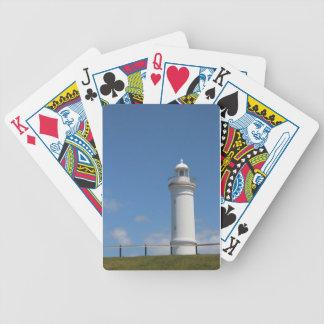 Lighthouse - Kiama Australia Bicycle Playing Cards