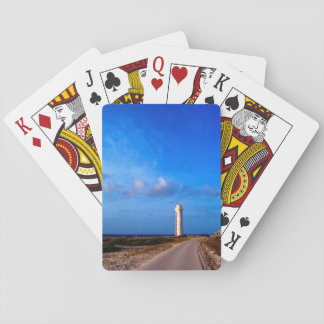 Lighthouse Playing Cards, Standard Index faces Playing Cards