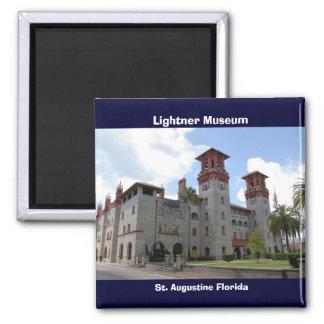 Lightner Museum Magnet