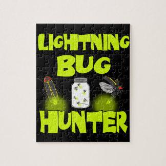 lightning bug hunter jigsaw puzzle