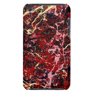 LIGHTNING FLASH (an abstract art design) ~ Barely There iPod Covers