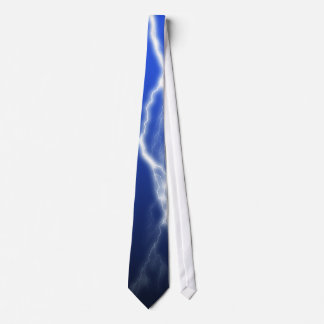 Lightning storm tie