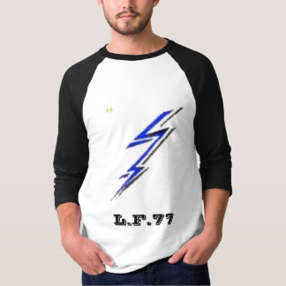 LIGHTNINGFIRE77 T-SHIRT