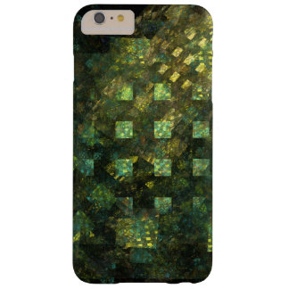 Lights in the City Abstract Art Barely There iPhone 6 Plus Case