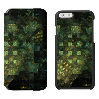 Lights in the City Abstract Art Incipio Watson™ iPhone 6 Wallet Case