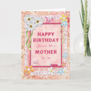 Like A Mother To Me Gifts On Zazzle Nz