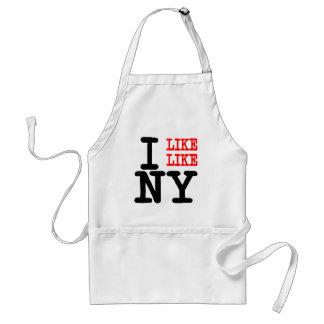 Like Like New York Standard Apron