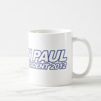 Like Ron Paul - 2012 election president vote Coffee Mug