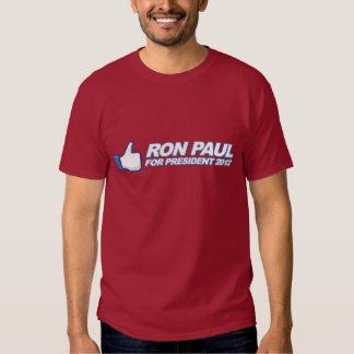 Like Ron Paul - 2012 election president vote Shirt