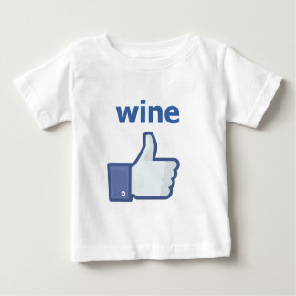 LIKE wine Baby T-Shirt