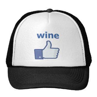 LIKE wine Cap