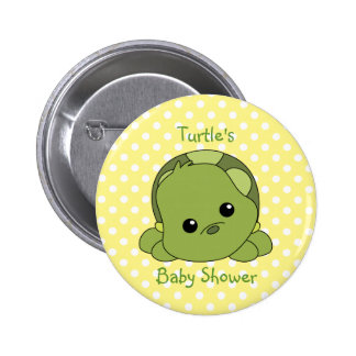 Lil Baby Turtle 6 Cm Round Badge