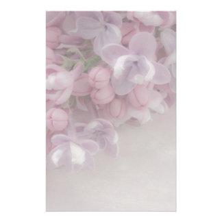 Lilac Blossom Stationery