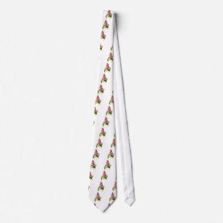 Lilac by Pierre Joseph Redoute Tie