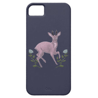 Lilac Fawn iPhone 5 Cover