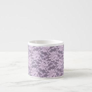 Lilac Lace Espresso Cup