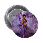 Lilac Nights Pinback Buttons