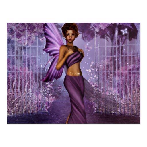Lilac Nights Postcards