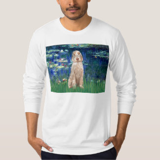 Lilies 5 - Spinone Italiano 12 T-Shirt