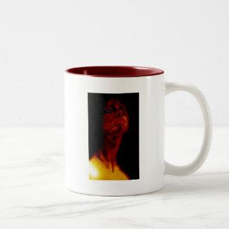 Lilith 2 Two-Tone coffee mug