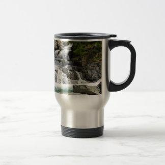 Lillaz Waterfall Travel Mug