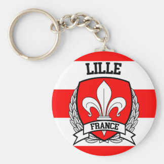 Lille Key Ring