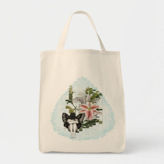 Lilly Fairy - Organic Grocery Tote