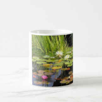 Lilly Flowers Coffee Mug