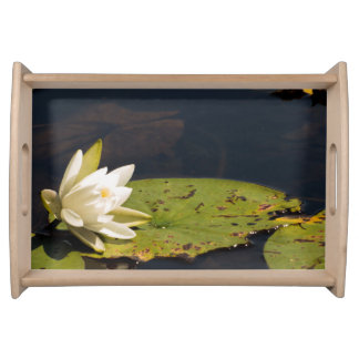 Lilly Pad Serving Tray
