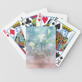 Lily Art Playing Cards