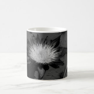Lily in Black and Whte Magic Mug