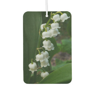 Lily-of-the-Valley Flower Car Air Freshener