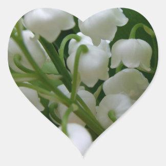 Lily Of Valley Flower Garden  Peace Love Destiny Sticker