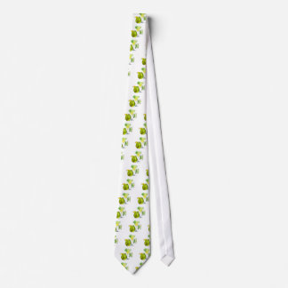 Lime Drinks Tie