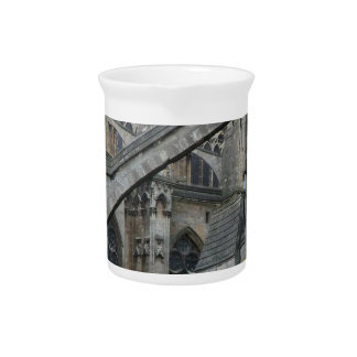 Lincoln Cathedral Drink Pitcher