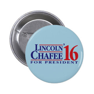 Lincoln Chafee 2016 6 Cm Round Badge