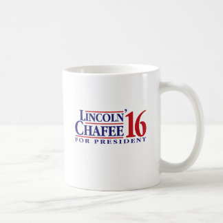 Lincoln Chafee 2016 Coffee Mug