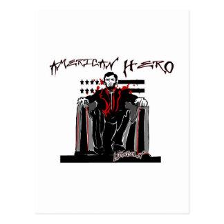 Lincoln Modern Postcard