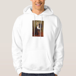 Lincoln - Papillon 4 Hoodie